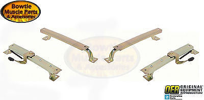 67 68 69 CAMARO FIREBIRD SEAT TRACKS ASSEMBLY PAIR TRACK