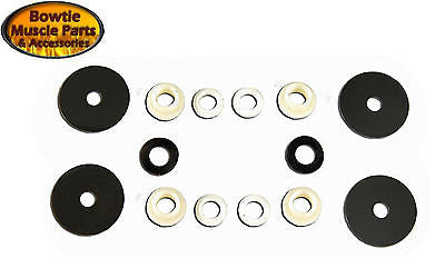 67 1967 CAMARO RS RALLYSPORT BUSHIING AND TEFLON WASHER SET KIT