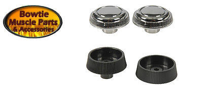 67 68 CAMARO FIREBIRD INNER AND OUTER RADIO STEREO KNOB KNOBS TONE AND FADER SET