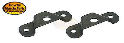 1969 69 CAMARO RS RALLYSPORT RALLY-SPORT ACTUATOR SUPPORT SMALL BRACKET PAIR
