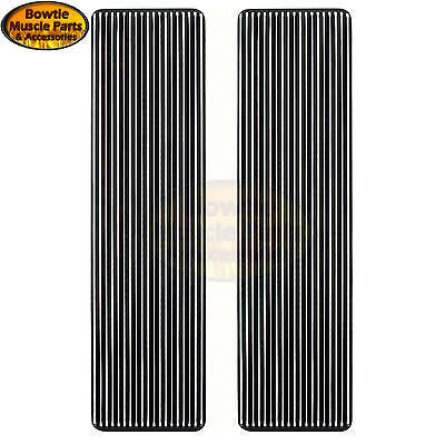 67 68 CAMARO 68-72 NOVA CHEVY II 350 396 SS HOOD LOUVERS LOUVER SET KIT LOOVERS