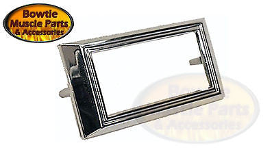68-69 NOVA IMPALA CAPRICE 68 CHEVELLE CAMARO PARKING SIDE MARKER LIGHT BEZEL