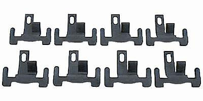 CAMARO FIREBIRD NOVA IMPALA FRONT LOWER WINDSHIELD MOLDING CLIP SET CLIPS