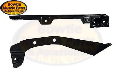 1968 68 CAMARO RS rallysport ACTUATOR SUPPORT BRACKET BRACKETS PAIR