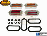 69 Camaro Side Marker Light Kit 20 pcs SS Z28 COPO RS Complete Kit Best Quality!