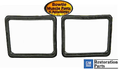 67 CAMARO RS RALLYSPORT PARKING HOUSING GASKETS SEALS