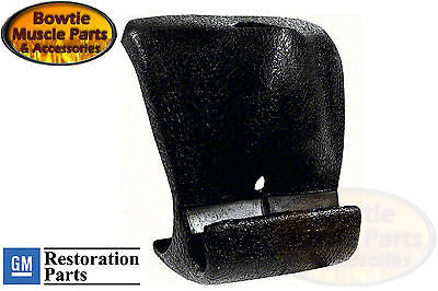 68 69 CAMARO FIRBIRD REAR VIEW MIRROR BOOT CONVERTIBLE MODELS ONLY
