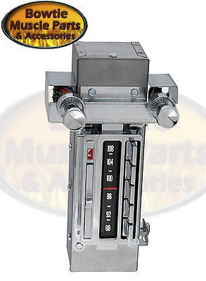 63 64 C2 CORVETTE AM FM STEREO RADIO BRAND NEW IPOD MP3 DELCO WONDER BAR