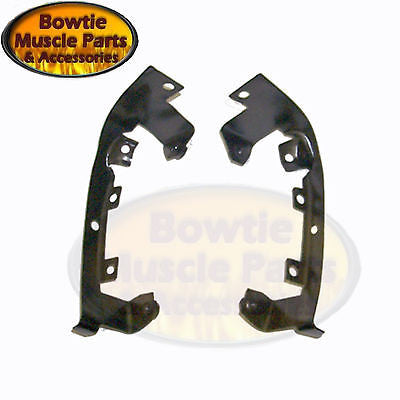 1969 69 CAMARO RS RALLYSPORT CONVERSION ADAPTER FENDER BRACKETS