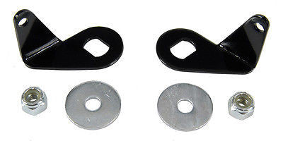 1968 68 CAMARO RS rallysport BELLCRANK END  BRACKET SET BRACKETS  PAIR