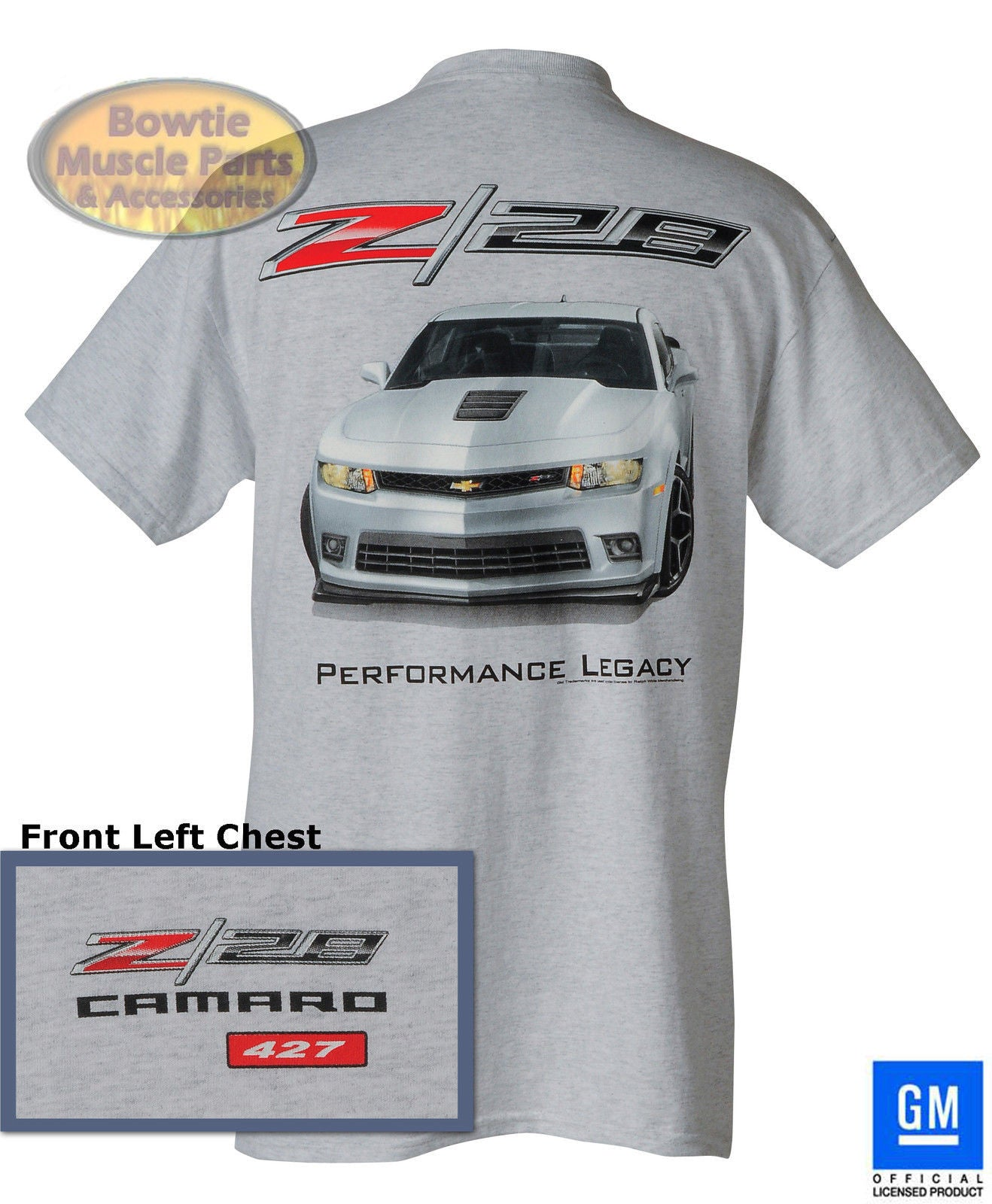 5th Gen Camaro Z/28 T-Shirt