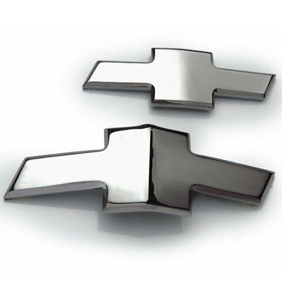 2010 2011 2012 2013 CAMARO FRONT AND REAR BOWTIE EMBLEMS - CHROME