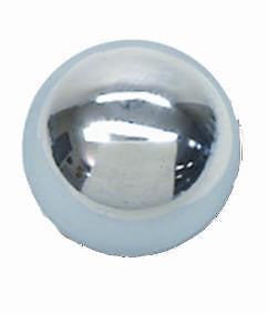 65 66 67 68 CAMARO CHEVELLE NOVA GTO FIREBIRD CHROME HURST SHIFT KNOB BALL 5/16