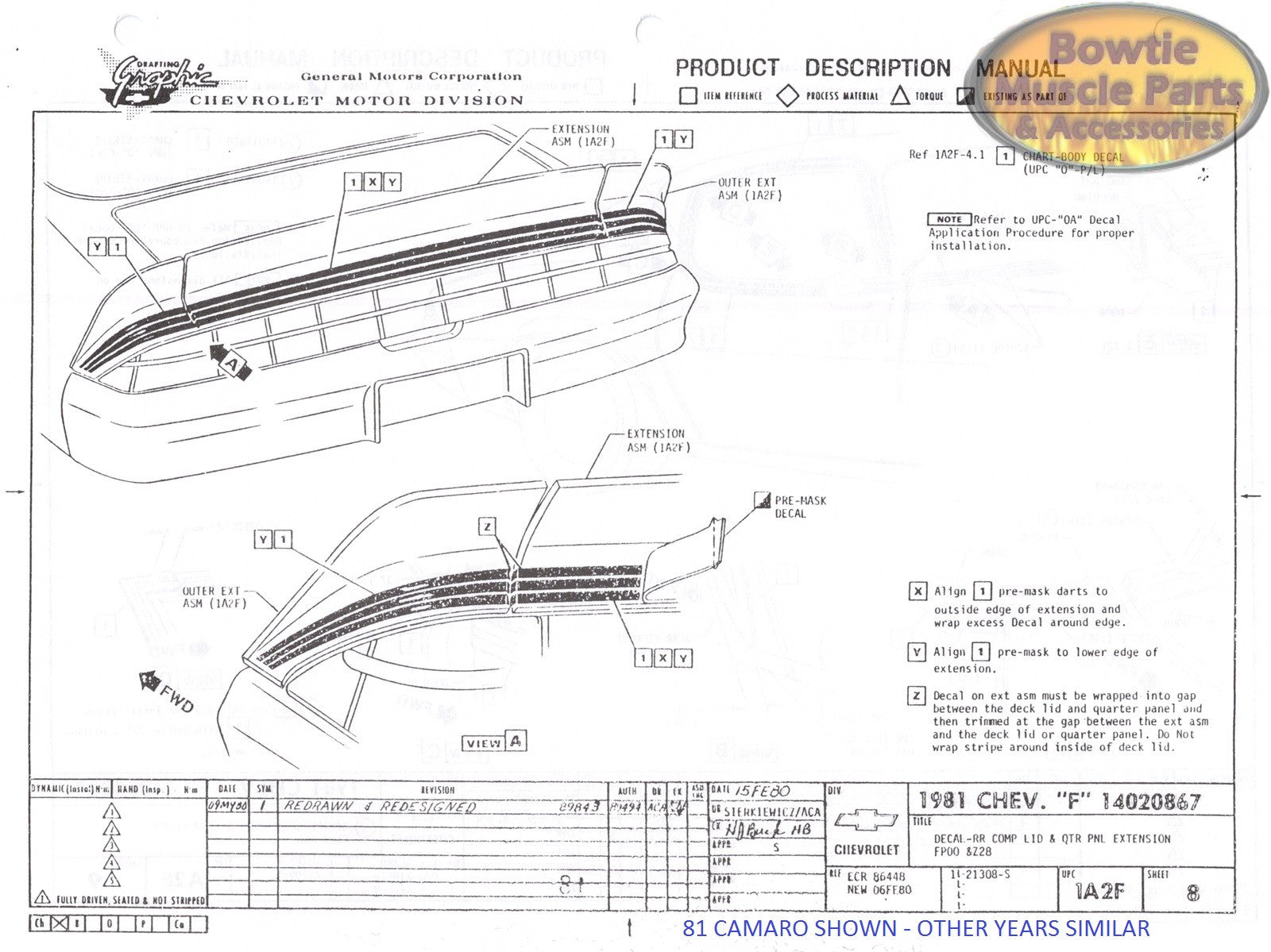 1971 71 Camaro Factory Assembly Manual Z28 Ss Rs 426 Pages 2002 Cooling System Diagram Wiring Schematic