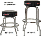 "IMPALA BAR STOOL FOR COUNTER OR SHOP - 18"" 24"" OR 30"" HEIGHT"