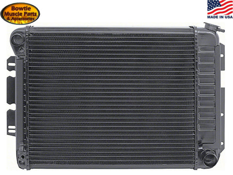 67 68 69 Camaro Firebird Radiator Small Block with Auto Trans