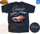 2012 2013 2014 67 69 CAMARO 1LE T-SHIRT WHOS THE BOSS NOW TEE SHIRT 5TH GEN SCCA