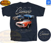1967 CAMARO FIFTY START YOUR LEGENDS MEN'S T-SHIRT 68 69 70 71 72 73 78 79 2017
