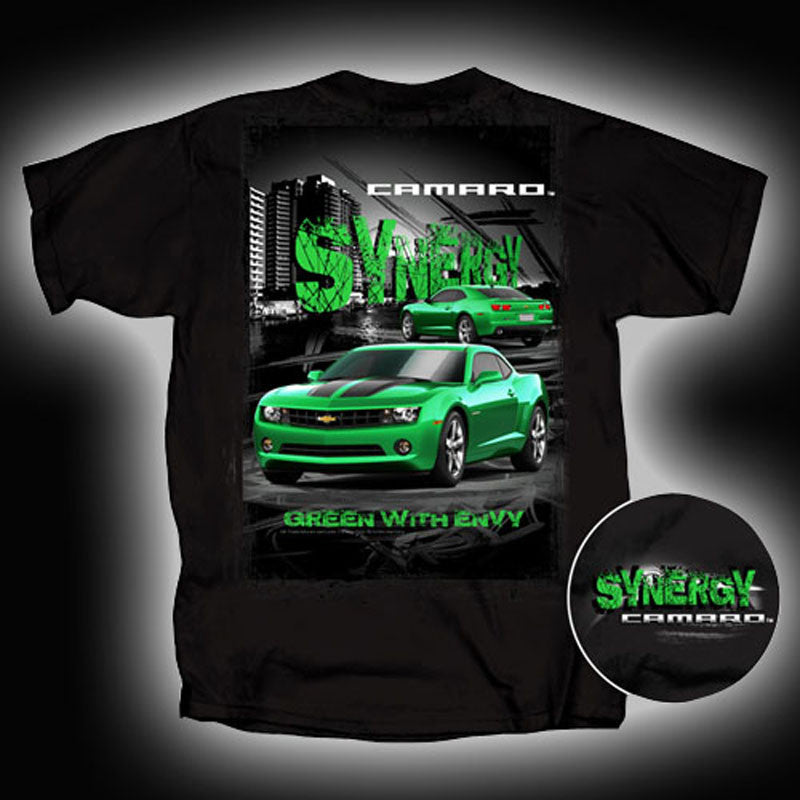 Synergy Green Camaro T-Shirt