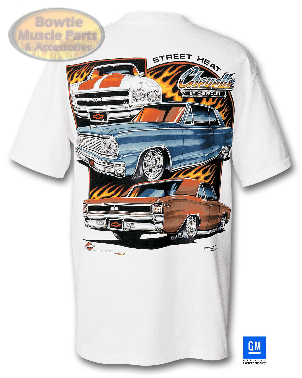 "CHEVELLE ""STREET HEAT"" T-SHIRT"