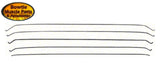 67 68 69 CAMARO FIREBIRD HEADLINER BOW ROD SET 5 PC KIT