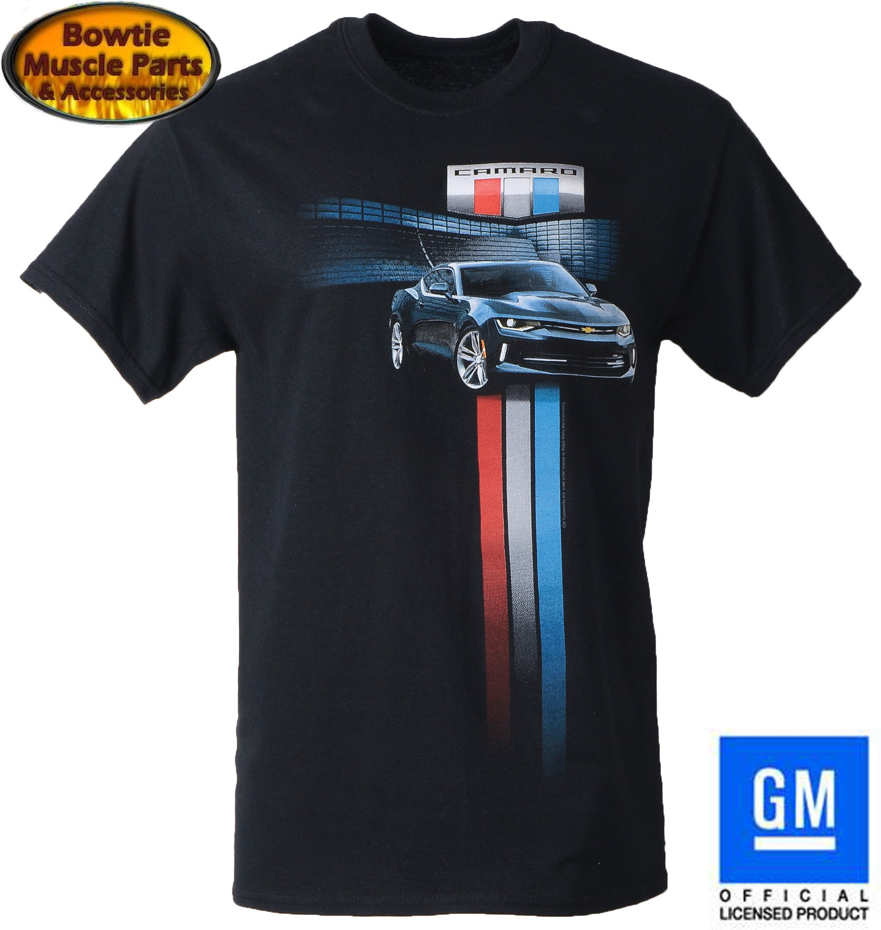 2016 2017 Camaro 6th Gen T-Shirt