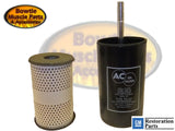 58-68 CHEVELLE CORVETTE IMPALA 396 427 AC PF-141 OIL FILTER CARTRIDGE CANISTER