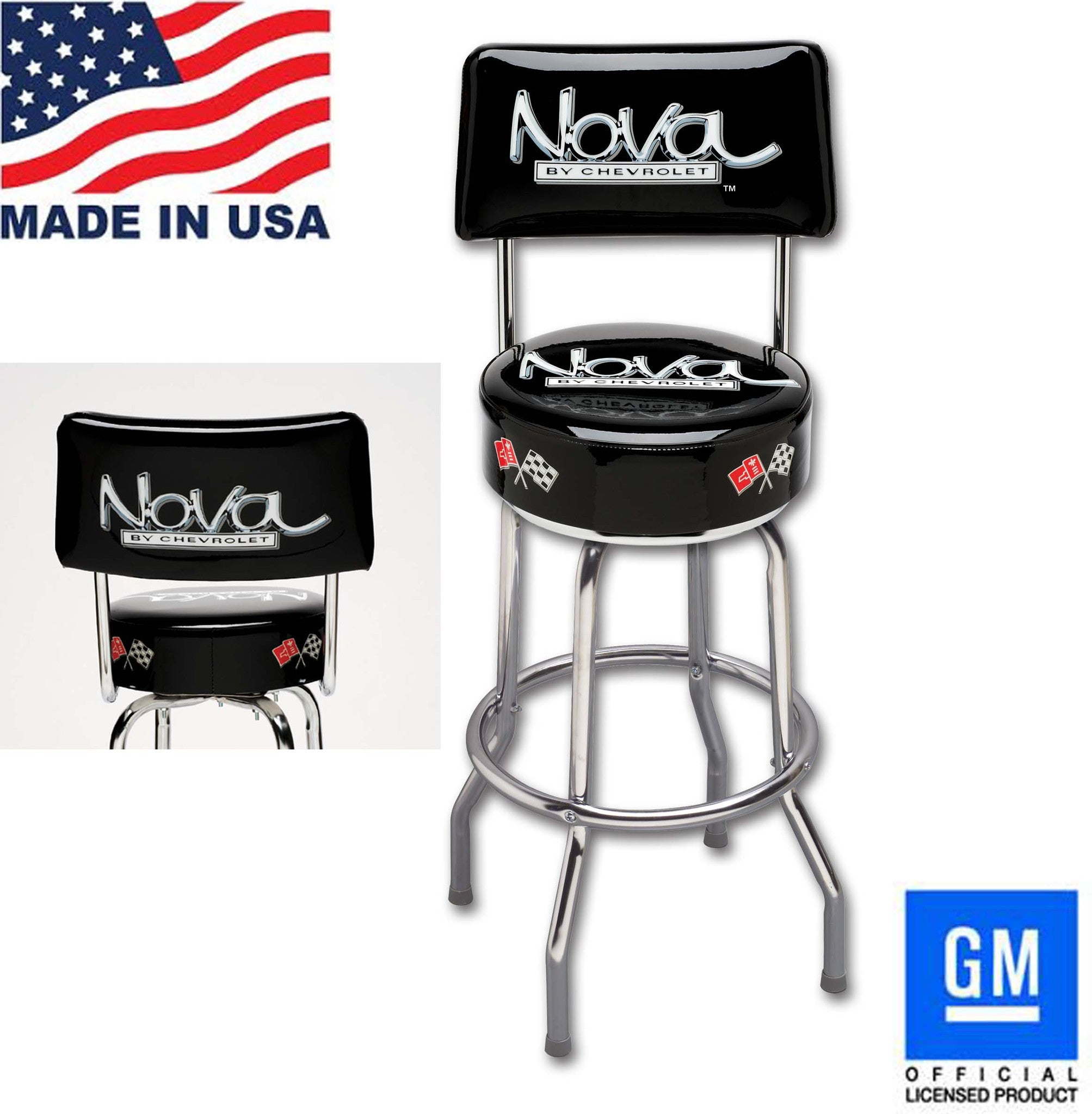 Nova Counter Stool