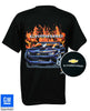 5th Gen Camaro Flame T-Shirt