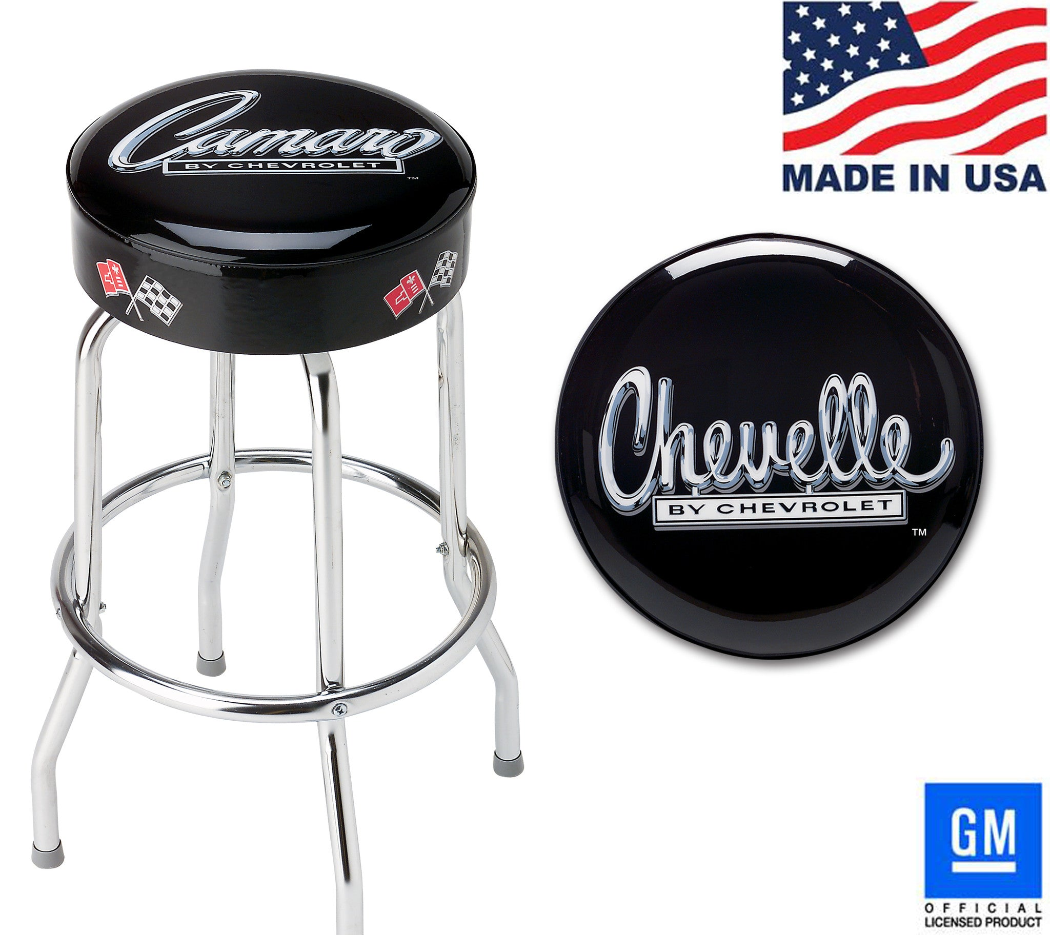 Chevelle Bar Stool