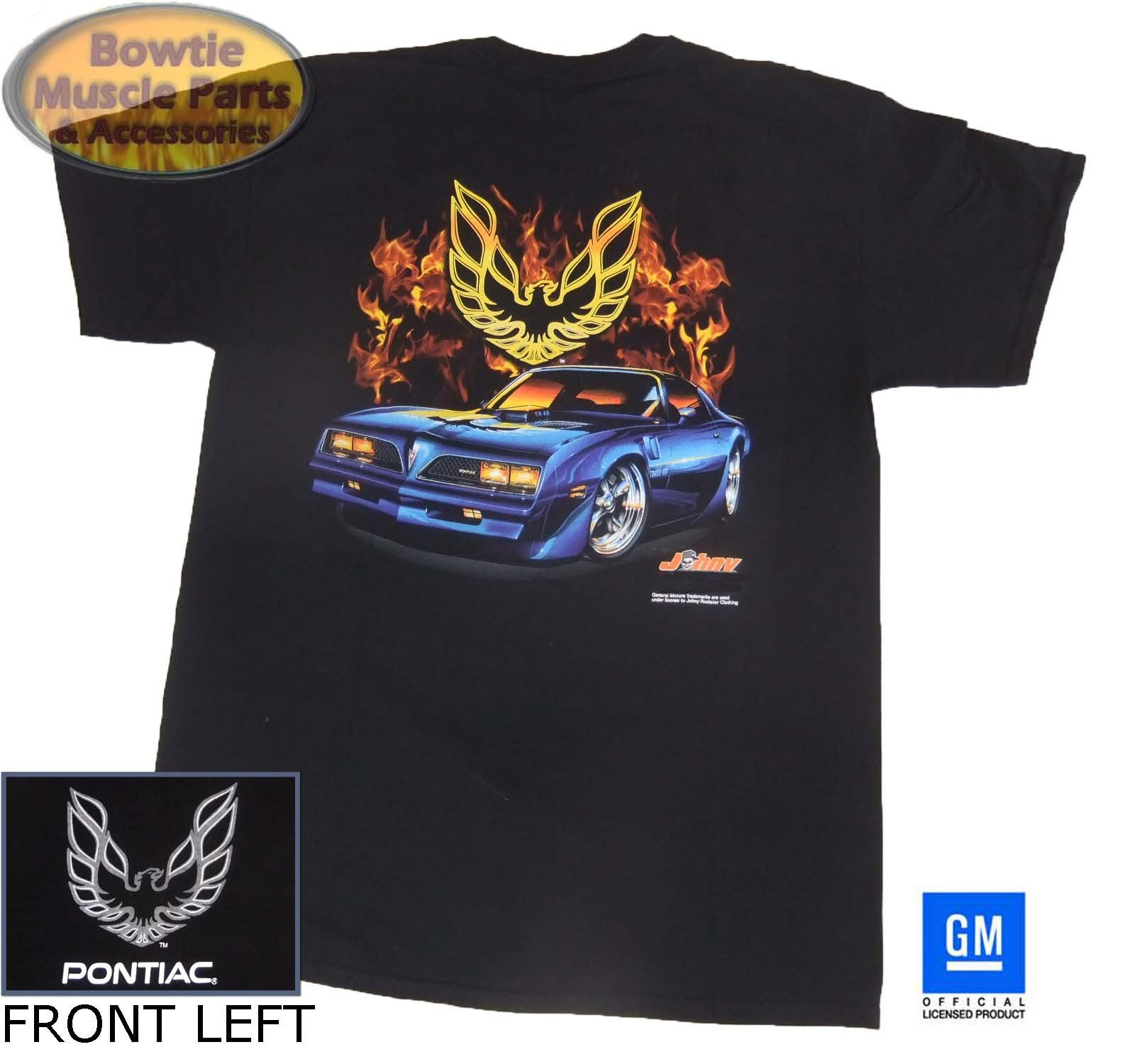 TRANS AM FLAME T-SHIRT