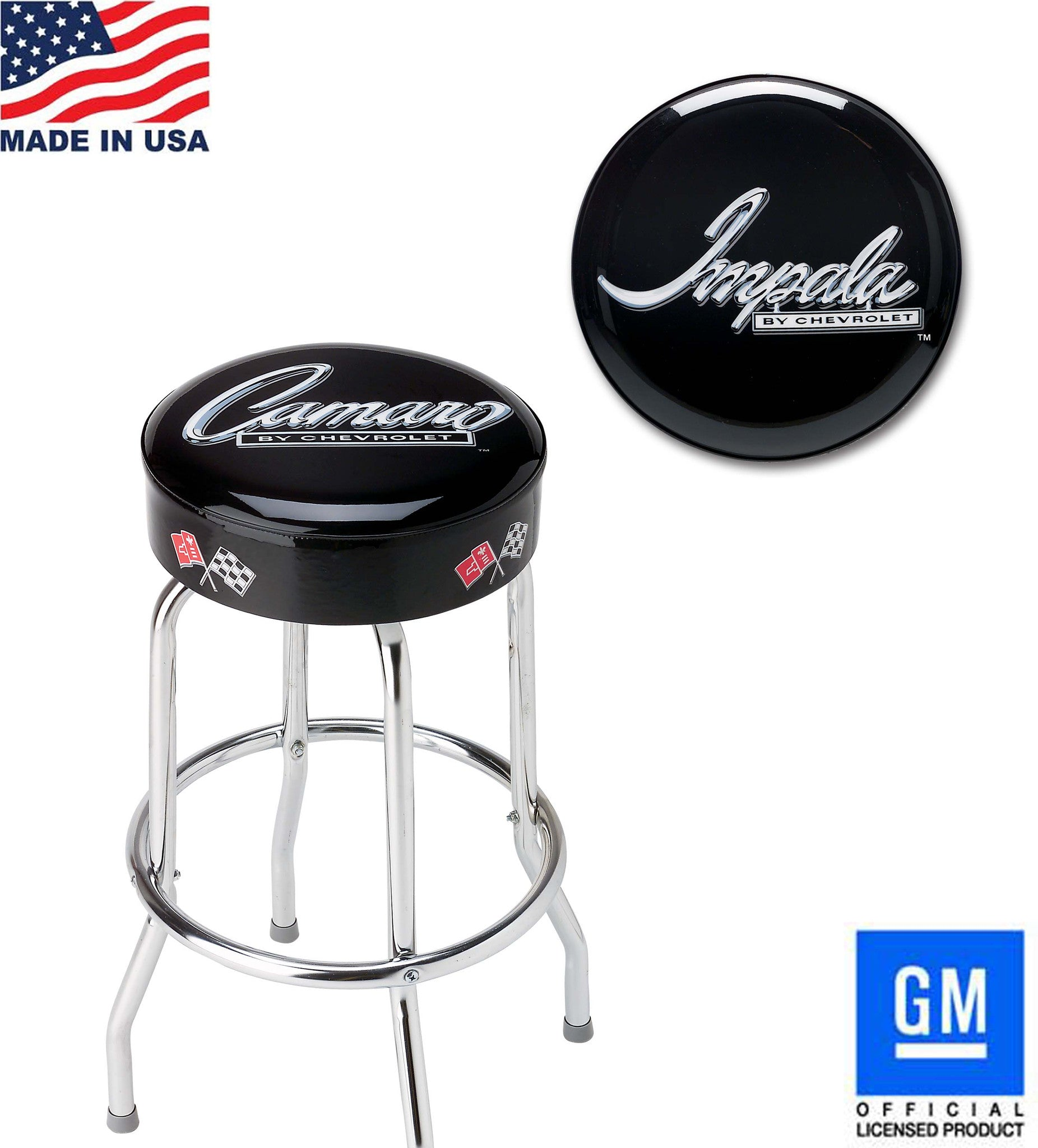 Chevrolet Impala Bar Stool