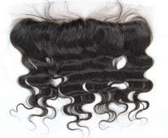Raw Virgin Burmese HD Lace Frontal