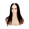Raw Virgin Malaysian Straight Hair U Part Lace Wig