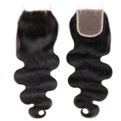 Raw Virgin Burmese Hair HD Lace Closures (4x4)