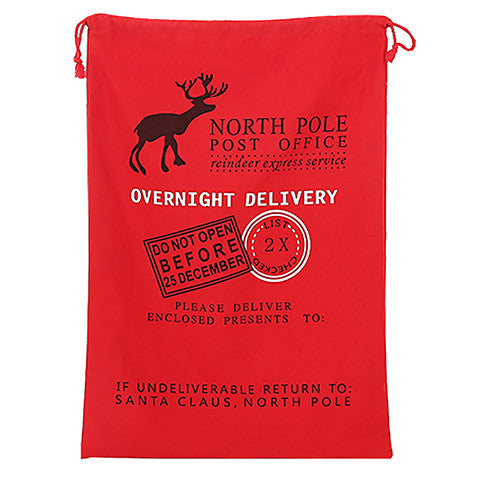 669ad385ba7 Overnight Delivery Reindeer Santa Sack – RTS Blanks and Buy-Ins