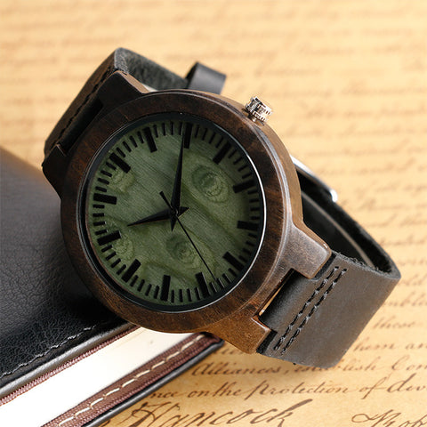 Bamboo Watch // VERDE