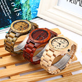 Wood Watch / The Movement