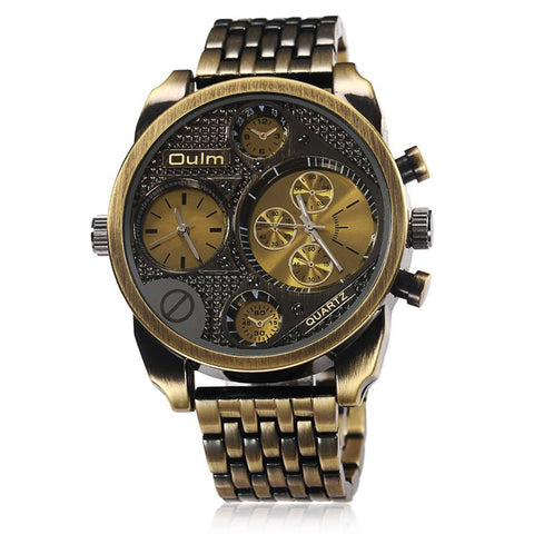 Oulm Antique Watch