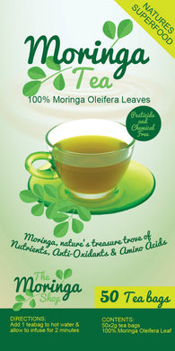50 Moringa Powder in Bags