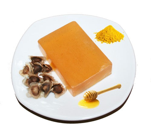 Turmeric Honey Moringa Soap x 3. 10% 0ff