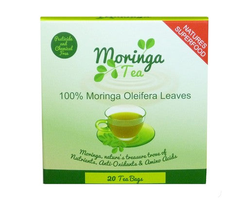 Moringa powder in 2g Bags
