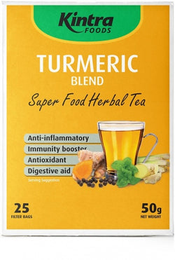 Turmeric Blend Herbal Tea