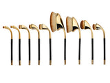 9 Pieces Golf Makeup Brush Set Powder