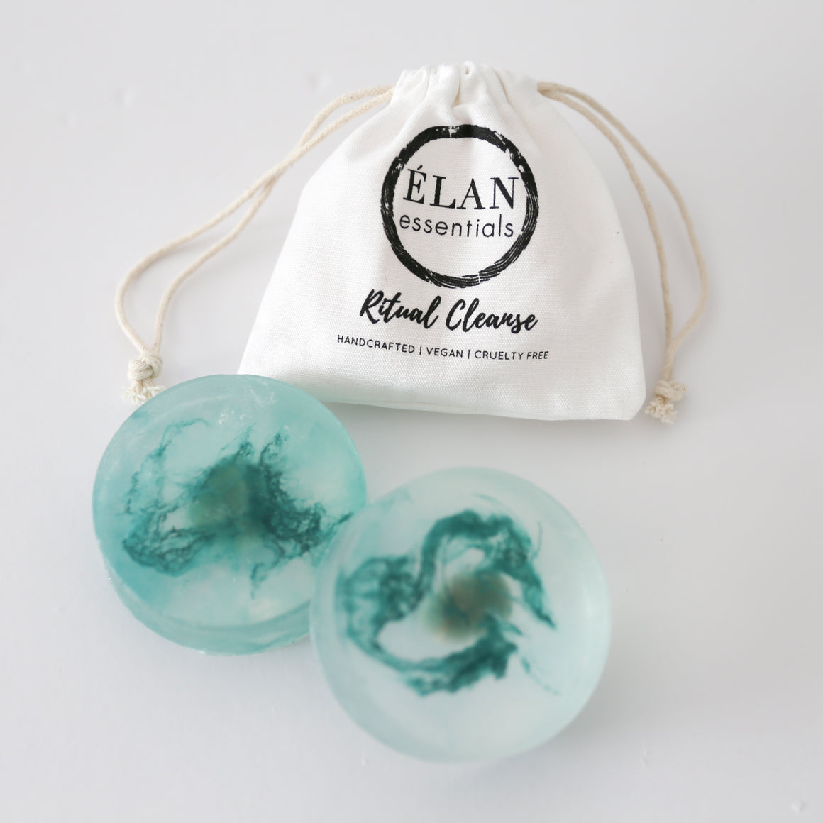Ritual Cleanse Soap | Green Aventurine