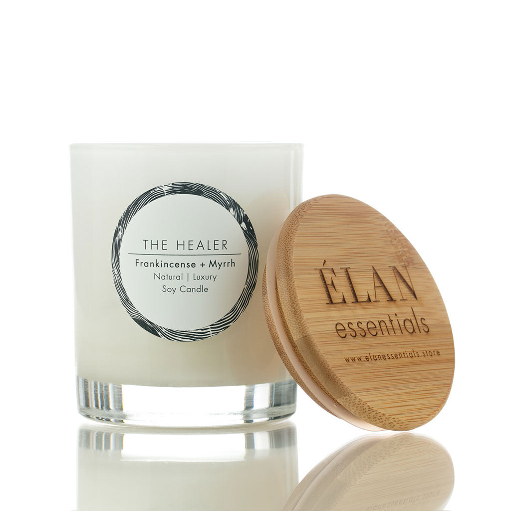 Soy Candle - The Healer