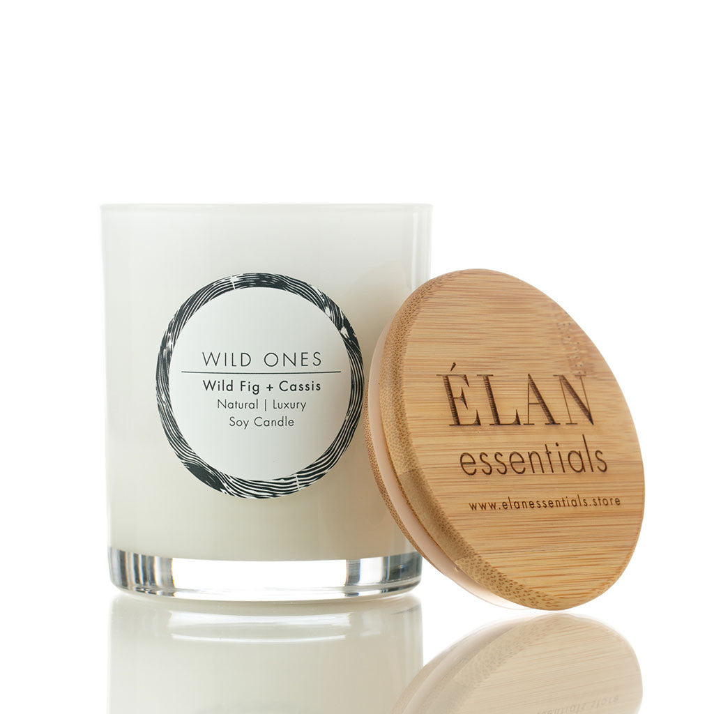 soy candle - wild ones