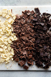 The healthy benefits for eating Dark Chocolate