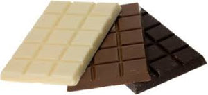 Dark, Milk, White Chocolate - What are the Differences?