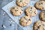 Oatmeal Cookie with Dark Chocolate (1-dozen)